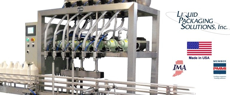 Custom Packaging Machinery Manufacturer - Liquid Packaging Solutions
