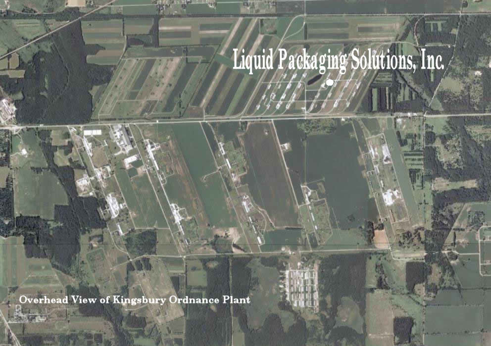 Liquid Packaging Solutions in Kingsbury Ordnance Plant