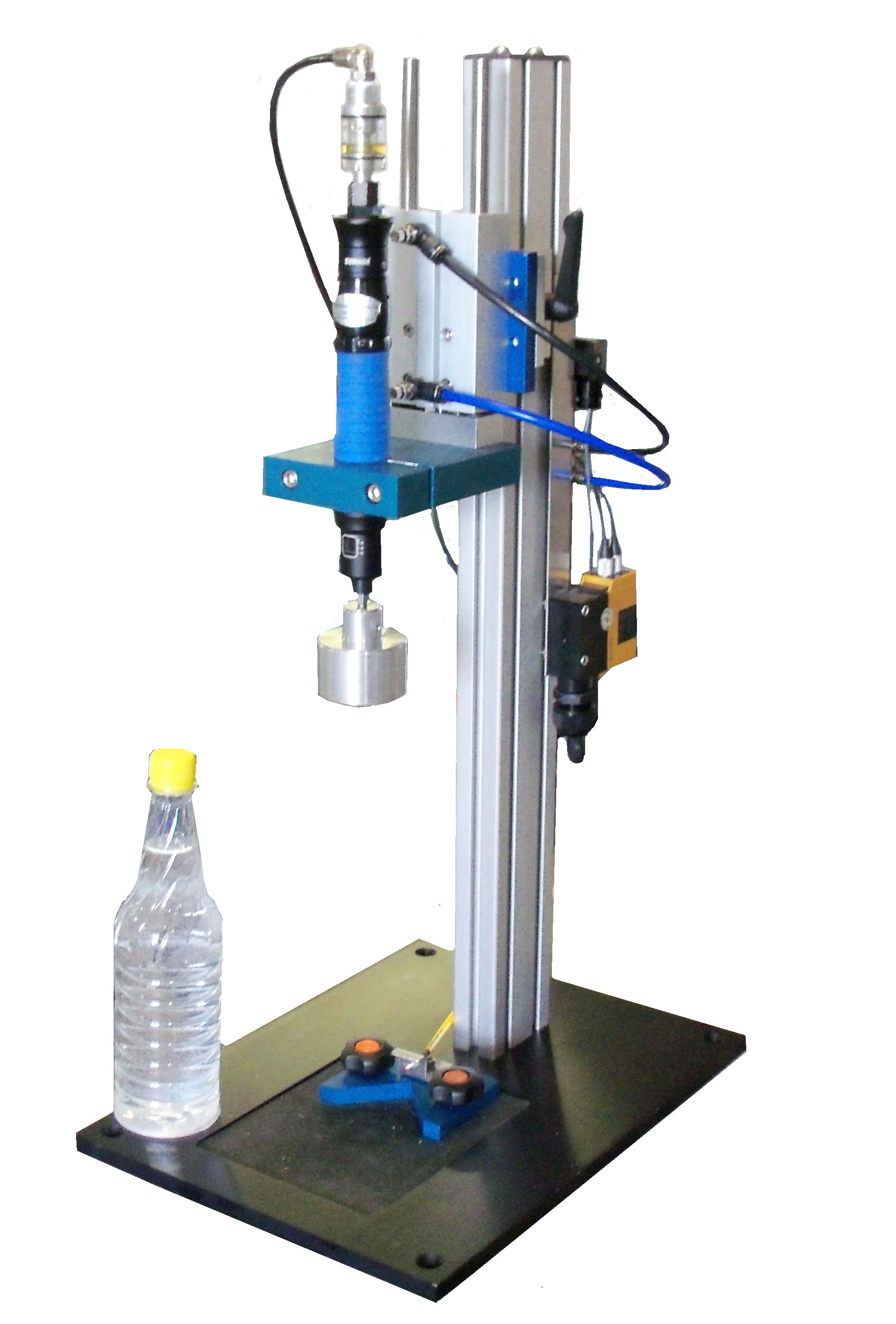 Tabletop Chuck Capping Machine from Liquid Packaging Solutions