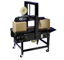 box taper machine