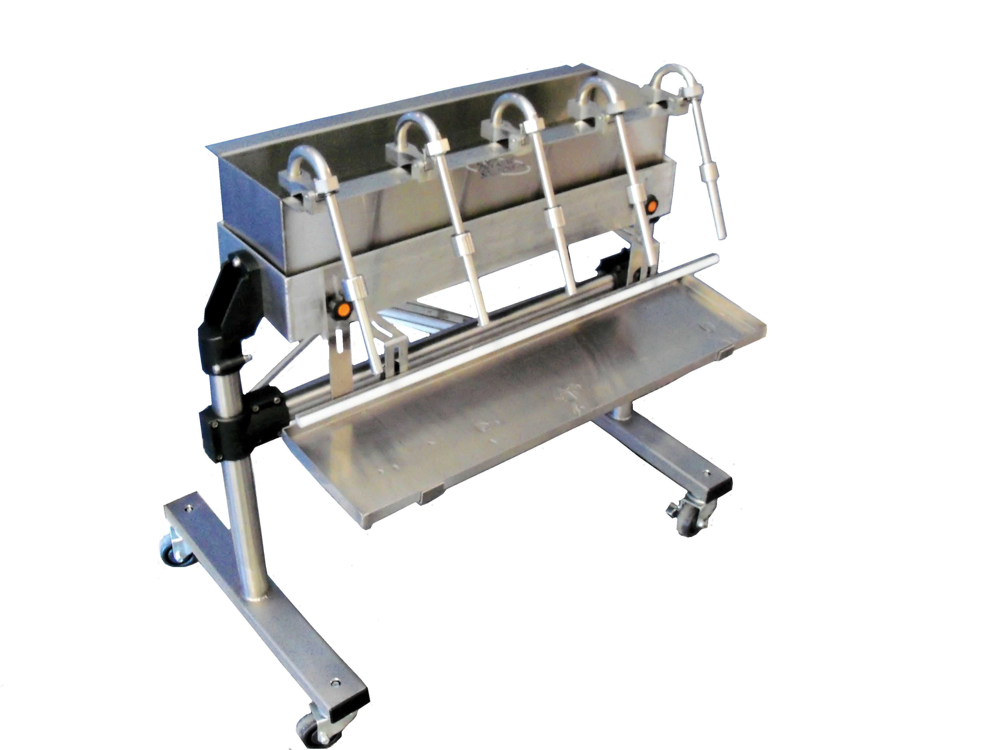 Siphon Filling Machine By Liquid Packaging Solutions