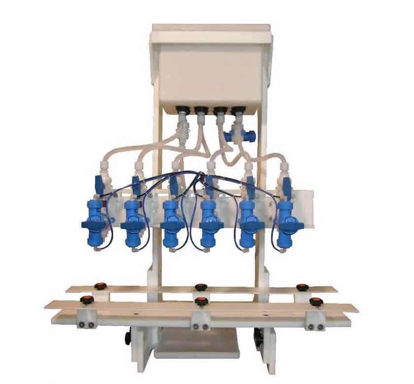 siphon filling machine