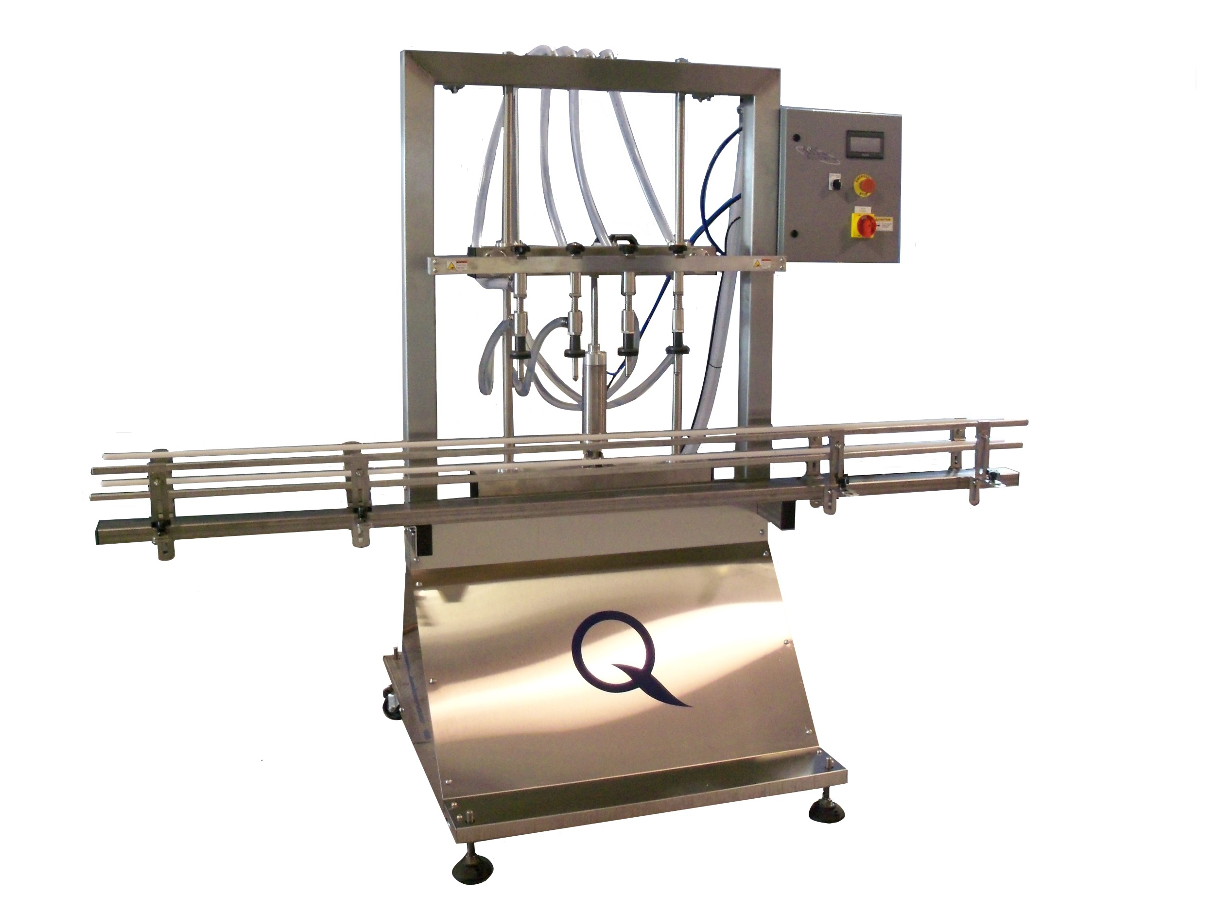 Overflow Filling Machine with Full Frame