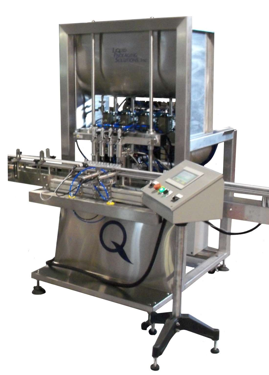 Automatic Piston Filling Machine from Liquid Packaging Solutions