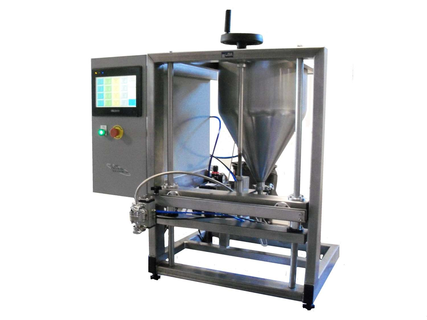Tabletop Pump Filling Machine from Liquid Packaging Solutions